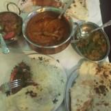 Birthday curry