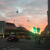 Beautiful mornings on my way to work