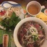 Pho bo tai from Pho Hanoi