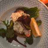 Lobster salad from Belis Kitchen