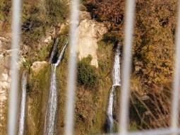 Waterfalls and borders