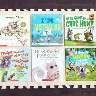 Aussie-Themed Picture Books for Australia Day