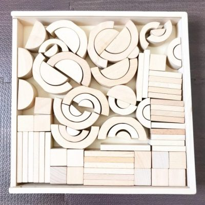 Our Favourite Natural Wooden Building Blocks