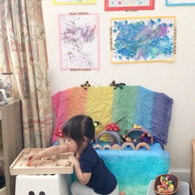 A Simple Trick to Encourage Toddlers to Deepen Their Play