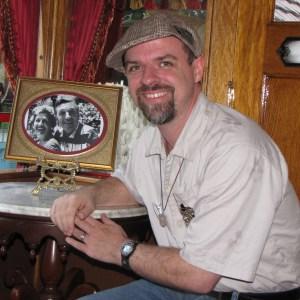 "Randy Crane, Creator of ""Stories of the Magic"""