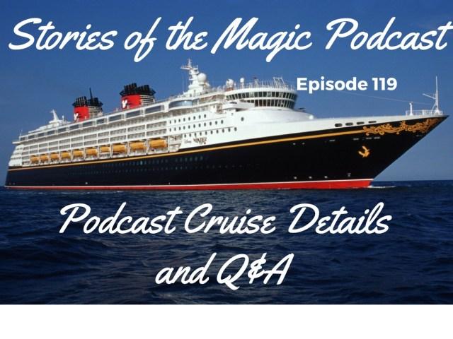 Podcast Cruise