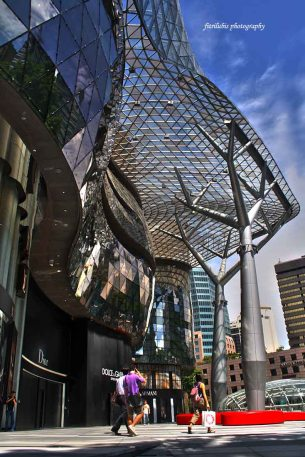 Ion Building at Orchard Road