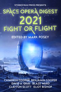 Cover of Space OPera Digest 2021