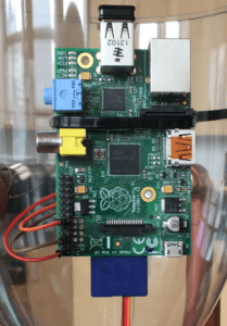 Servo Connecting to Pi
