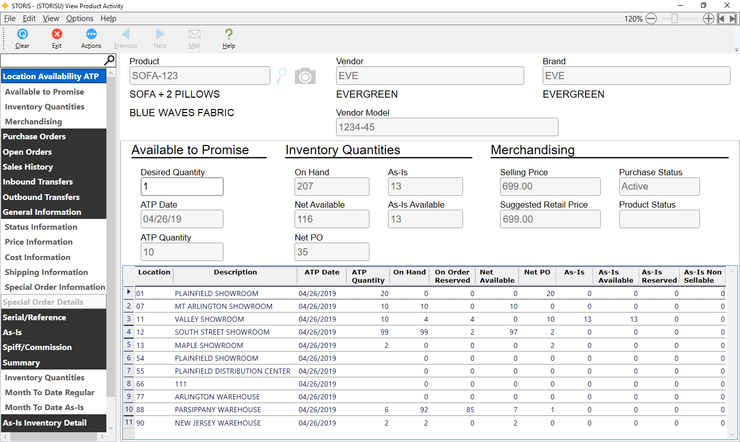 Inventory Management Software For Furniture Retailers