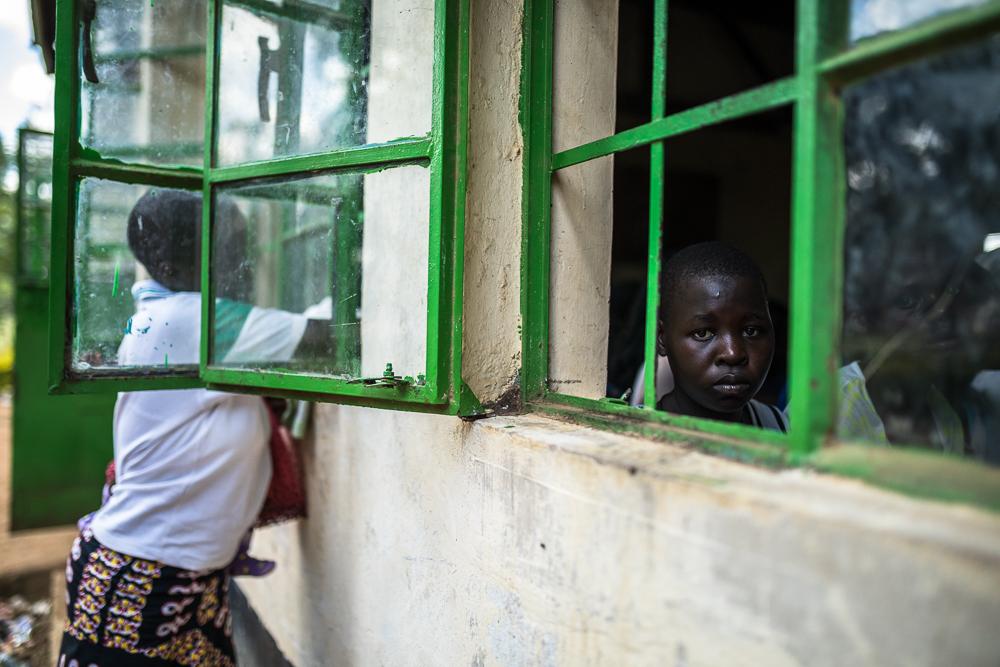 Women Deliver Extravaganza at Sigomere Secondary School in Siaya County. Photo/Brian Otieno