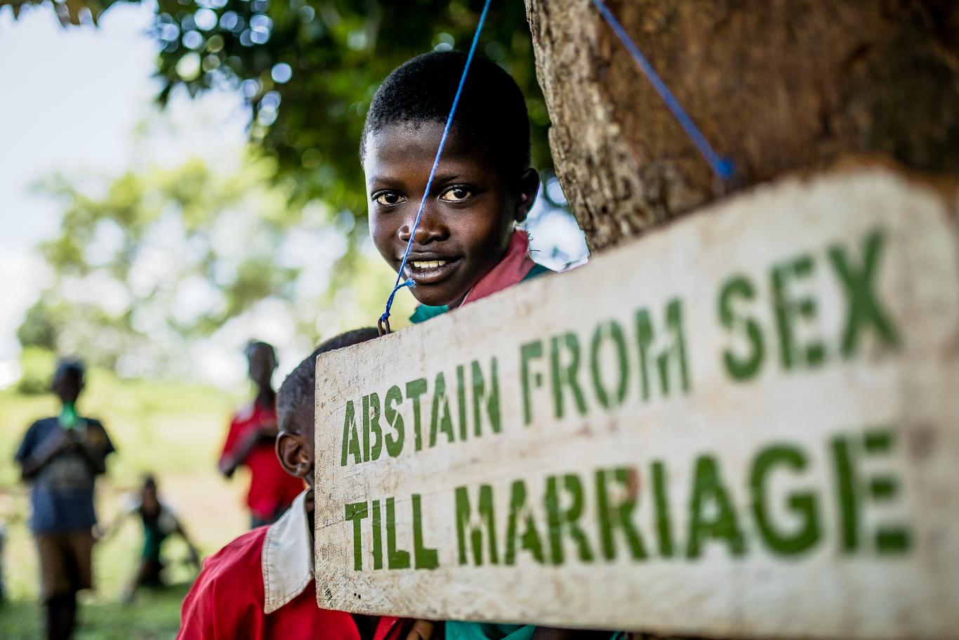 School children at a primary school in Mityana, Uganda. PHOTO/BRIAN OTIENO/DSW
