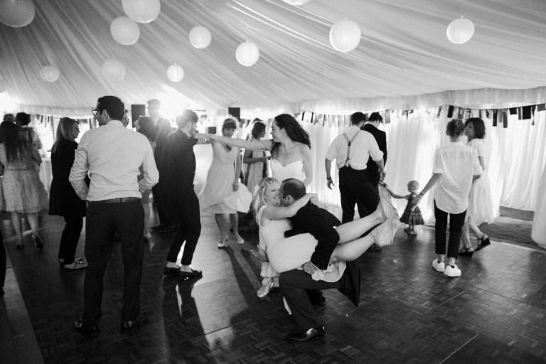 Wedding DJ at Wiveton Hall - Normal for Norfolk- Storm