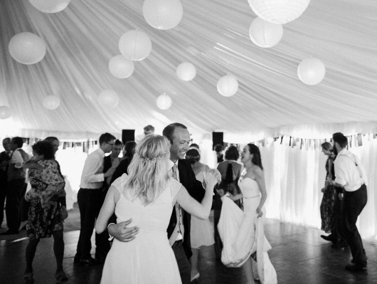 Wedding DJ at Wiveton Hall - Normal for Norfolk DJ Storm