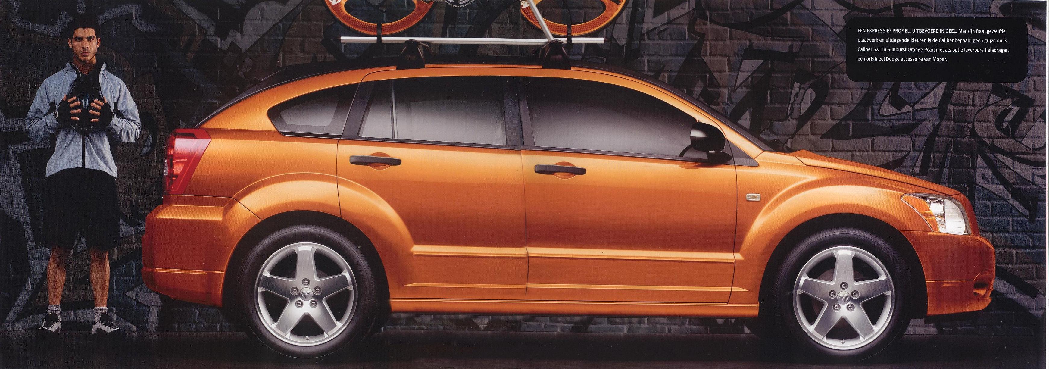 2007 Dodge Caliber Brochure
