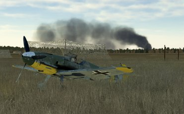 Your airfield will be shelled frequently.