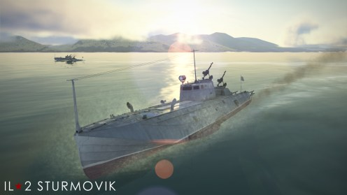 G-5 Motor Torpedo boat