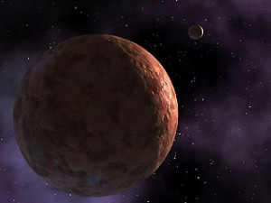 dwarf planets in the horoscope