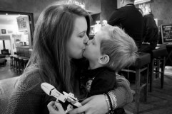 Kisses for Mummy
