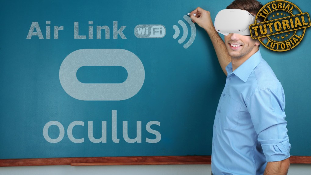 Activar AirLink Oculus Quest