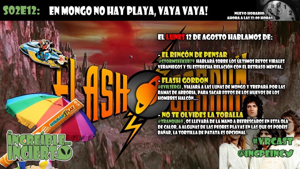 S02E12 - En Mongo No Hay Playa, Vaya! Vaya!