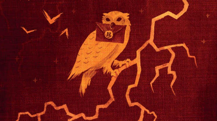 From the cover of Harry Potter and the Sorcerer's Stone, by J.K. Rowling