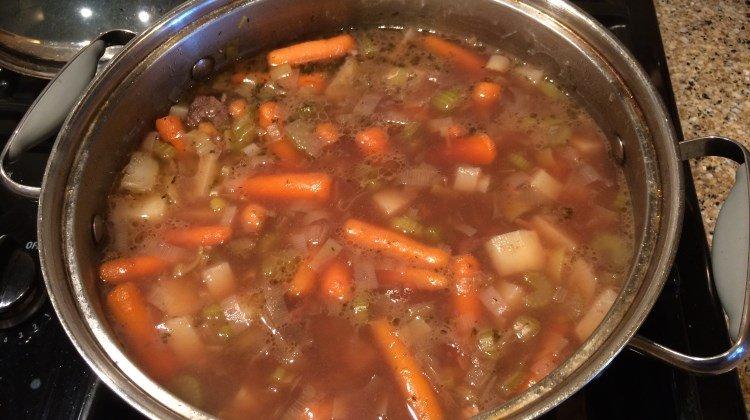 pinot noir beef stew