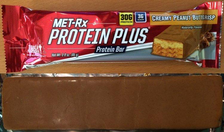 met-rx creamy peanut buttercrisp
