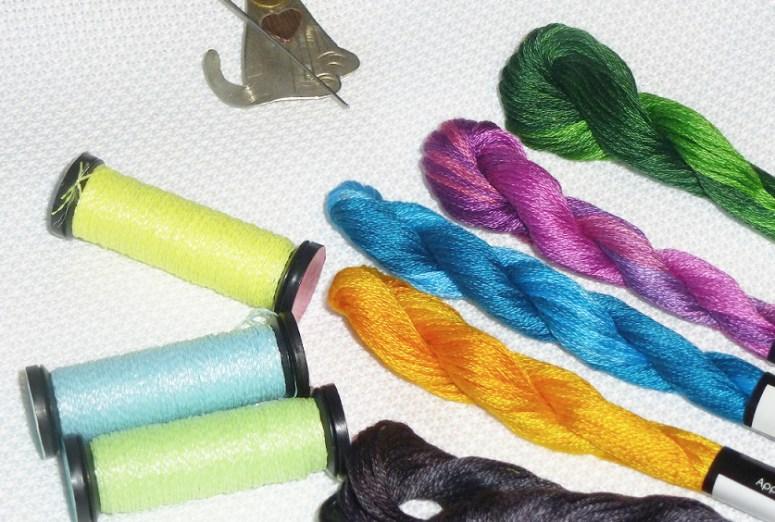 stitching materials
