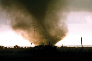 Jarrell Tornado Growing