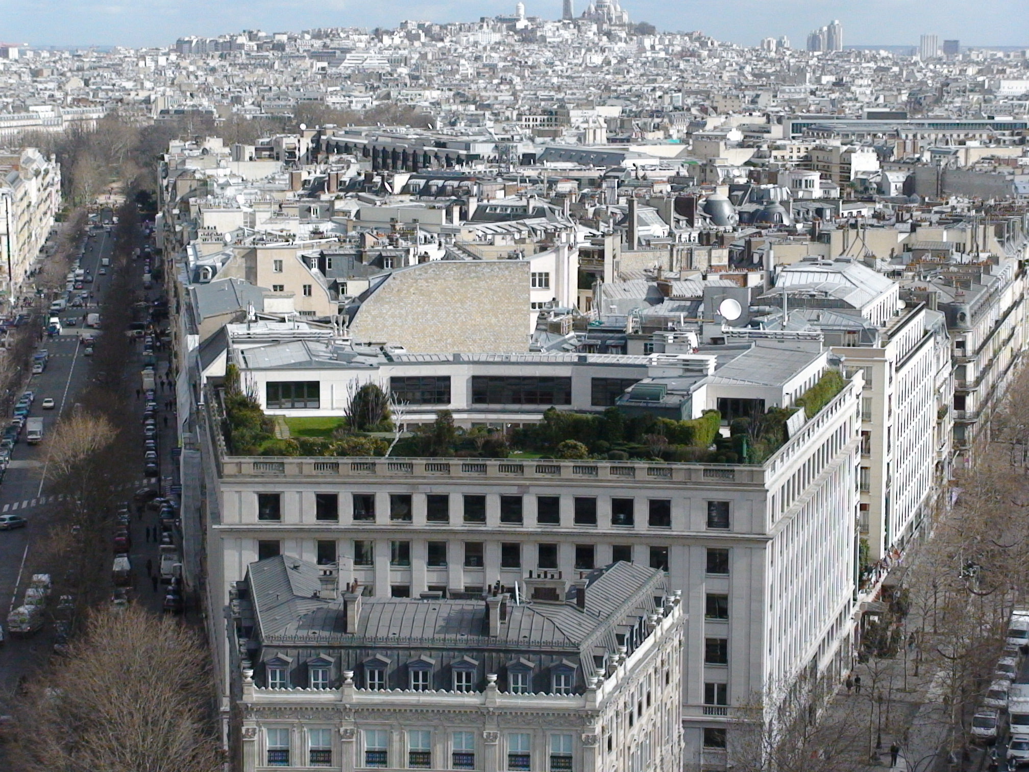 Paris Green Roof