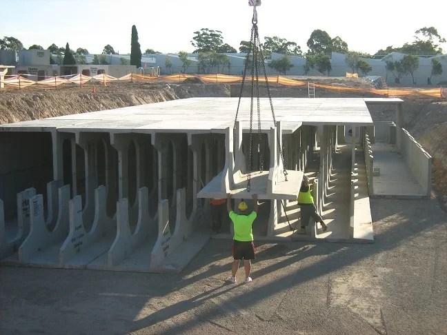 Stormwater Sydney OSD drainage design