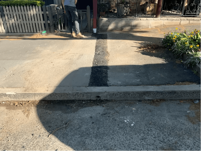 stormwater pipe replacement