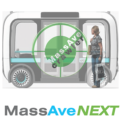 the Mass Ave mobility nodel for branded small transit
