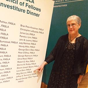 Meg Storrow, Fellow Investiture Dinner, Chicago, IL, November 2015