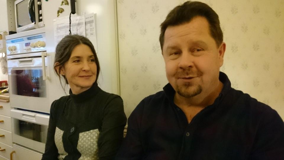 Eva och Jon