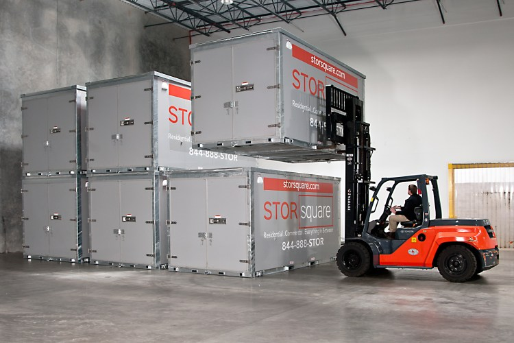 STORsquare offers state-of-the-art No-Tilt Lift technology