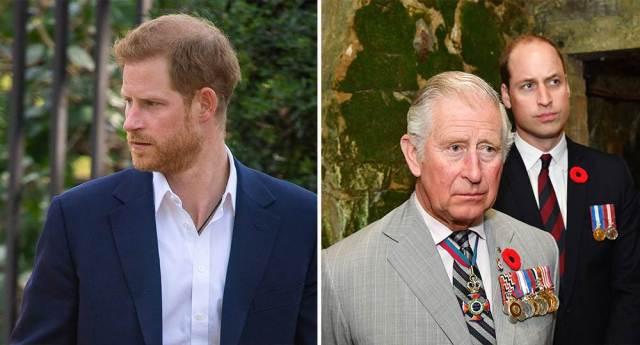 Otkriveno tko je biološki otac princa Harryja? 4