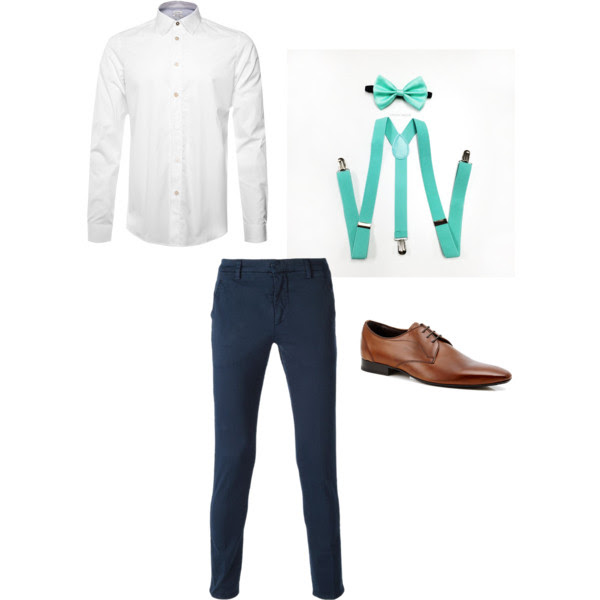 Groom's outfits for wedding