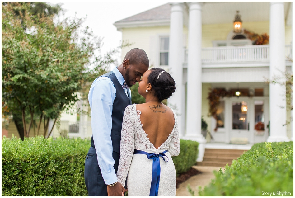 Wagner House wedding Clayton NC_0119