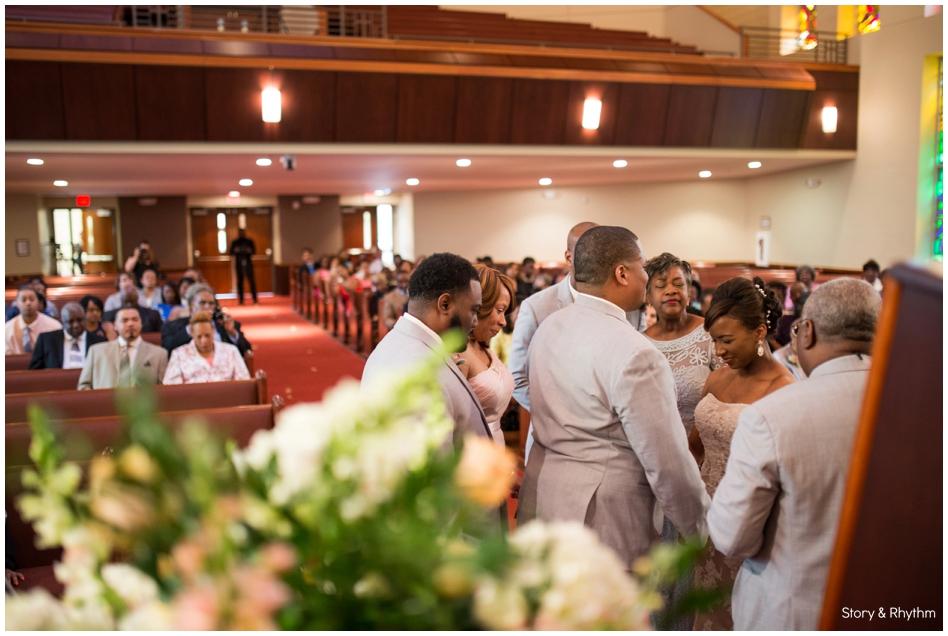 Sheraton Imperial Hotel wedding in Durham NC_1113
