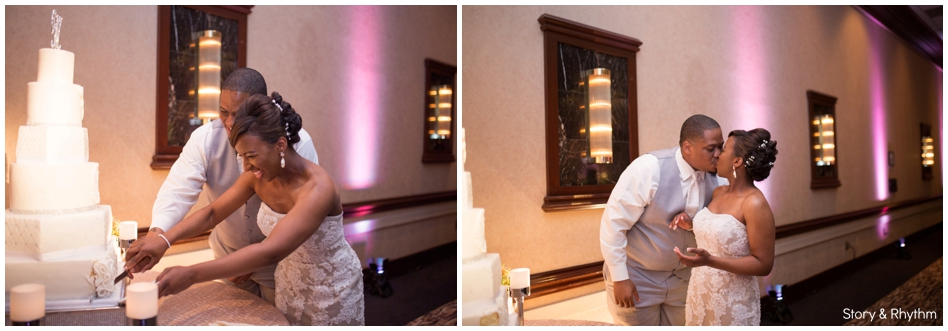 Sheraton Imperial Hotel wedding in Durham NC_1134
