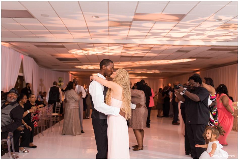 Village Inn Event Center Wedding in Winston Salem, NC_0902