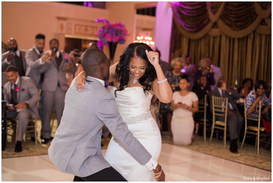 Wedding DJs at grand marquise ballroom