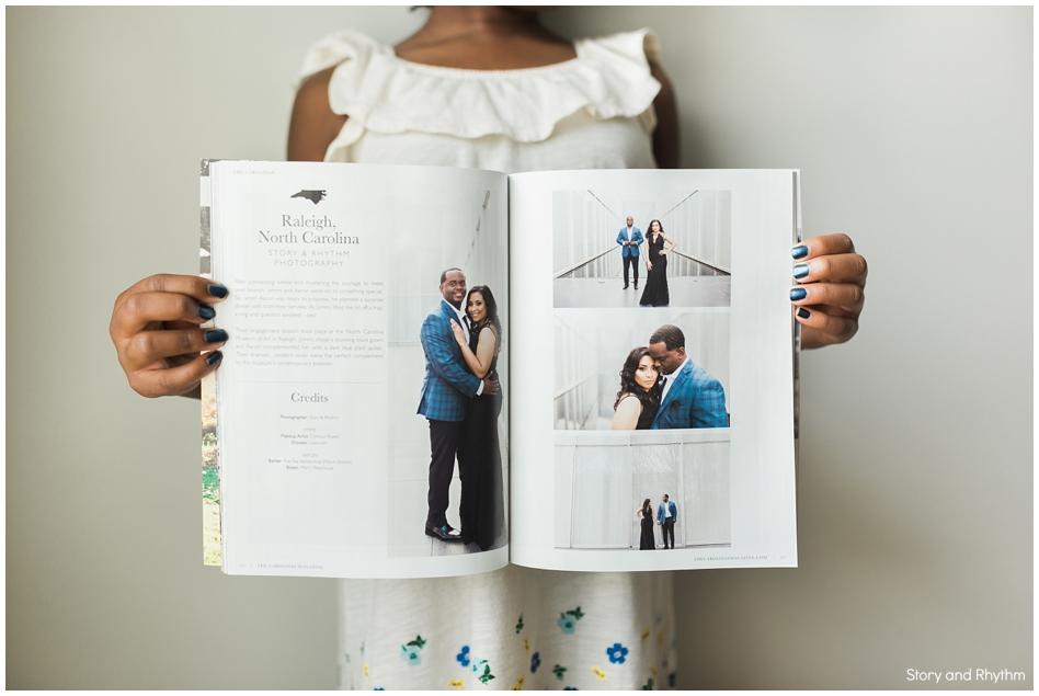 Featured in The Carolinas Magazine