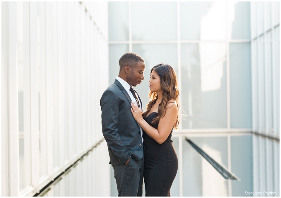 Engagement photography in Raleigh NC