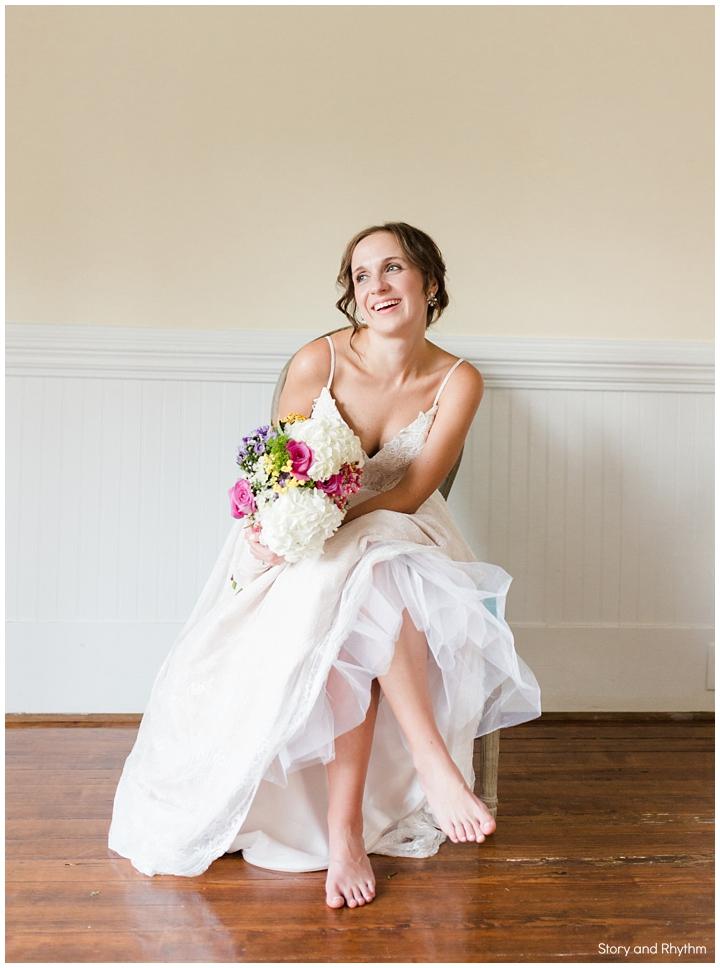 Leslie Alford Mims House wedding photos