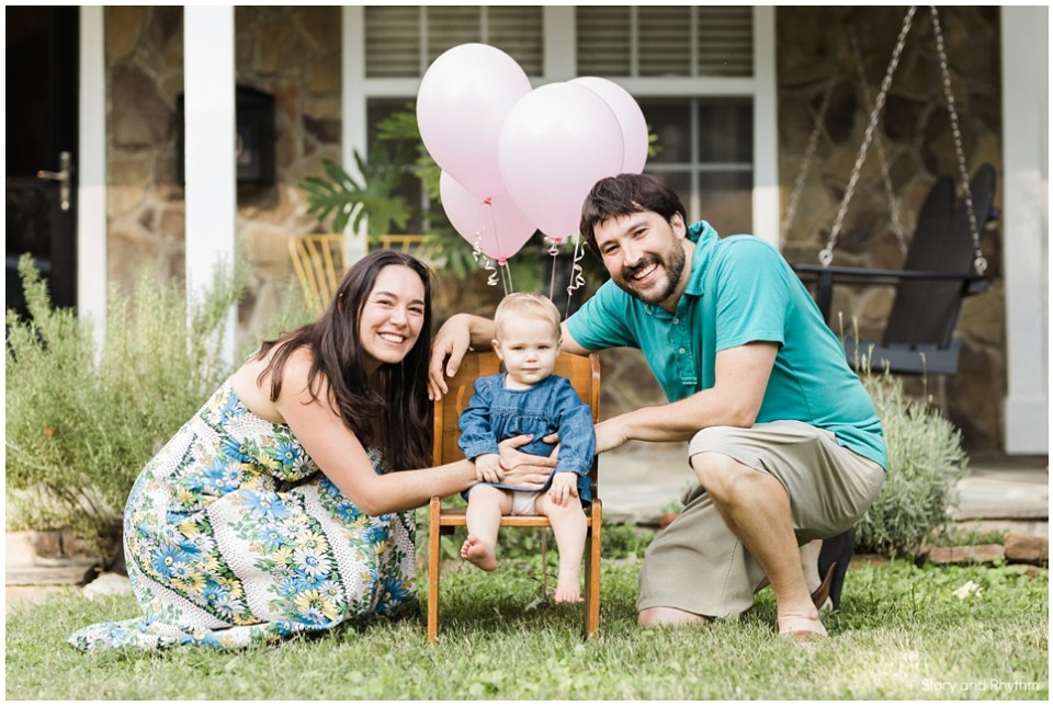 1st Birthday Photos in Raleigh NC