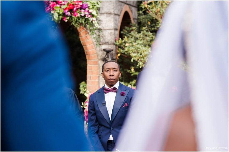 Barclay Villa wedding photos