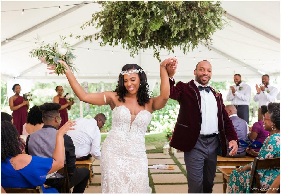 African American wedding photographer in Raleigh North Carolina